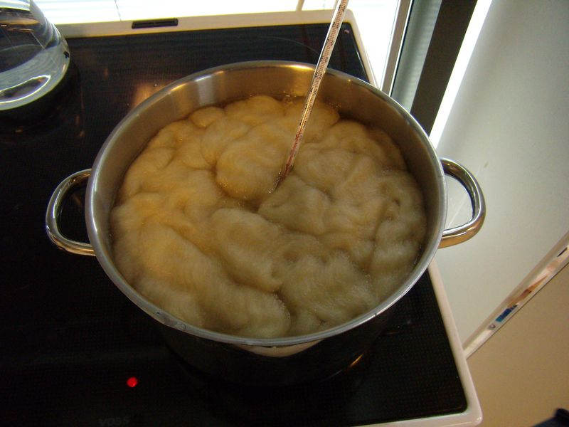 Warm wash
